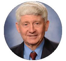 Prof. James Holste-circle