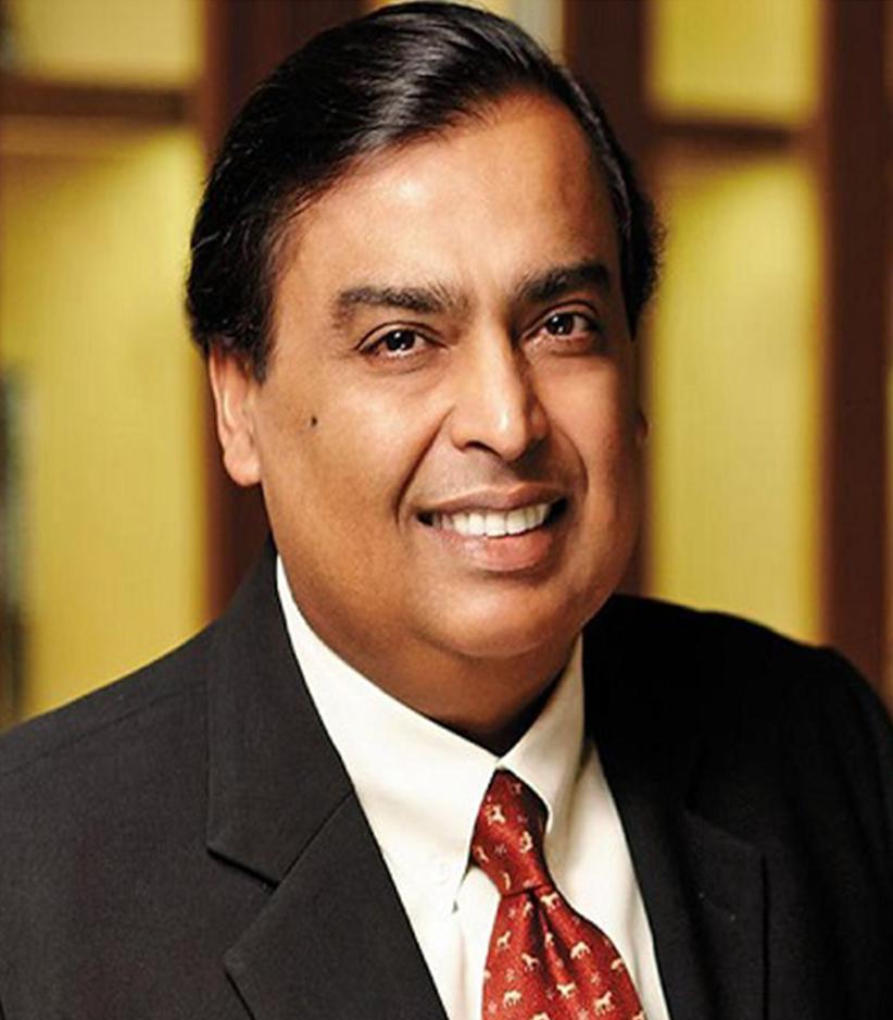 Sh. Mukesh Dhirubhai Ambani